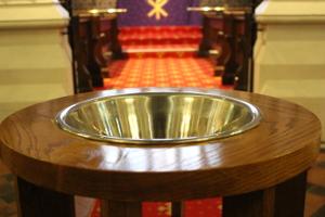 Baptism Font