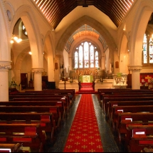 St Benedict's Nave and Chancel