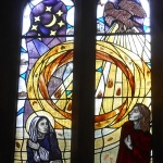 The Lady Chapel window