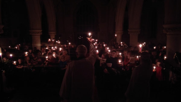 The Christingle Service