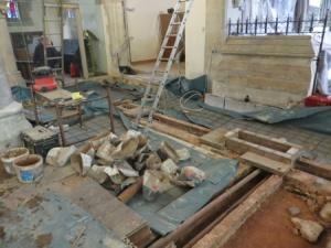 Restoration and Refurbishment of St Benedict Biscop Church