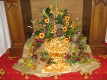 2015 Harvest Festival St Benedicts