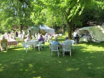 Festival Cream Teas in the Garden