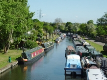 Staffordshire - Worcester Canal