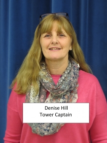 Denise Hill - Tower Captain