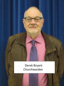 Derek Bryant - Churchwarden