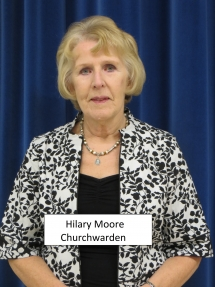 Hilary Moore - Church Warden