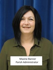 Maxine Banner - Parish Administrator