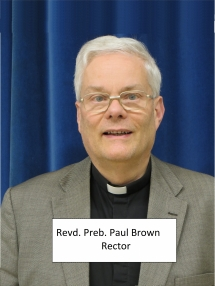 Revd. Preb Paul Brown
