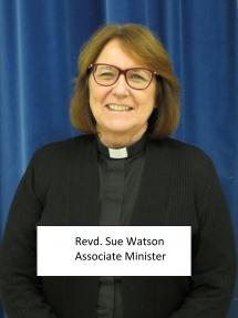 Sue Watson - Associate Minister