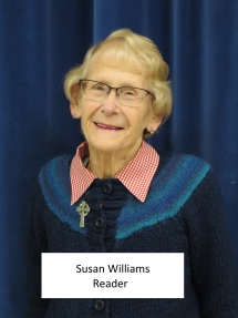 Susan Williams - Licenced Reader