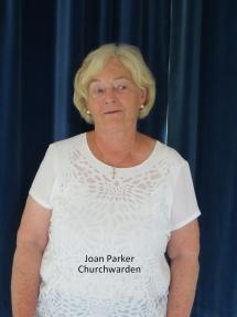 Joan Parker - Churchwarden