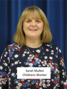 Sarah Mullen - Childrens worker